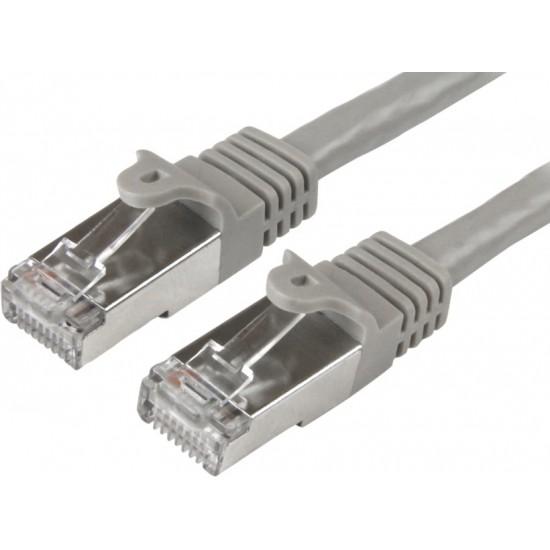 S/FTP kabelis CAT6A 0.5m