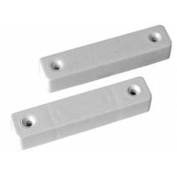 Uždedamas magnetinis kontaktas (baltas)