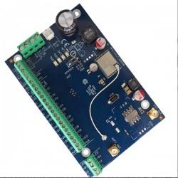 Trikdis FLEXi SP3 GSM apsaugos centralė su korpusu ir transformatoriumi