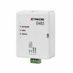 Trikdis ethernet modulis E485