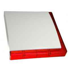Sirena VEGA PLUS (balta/raudona)